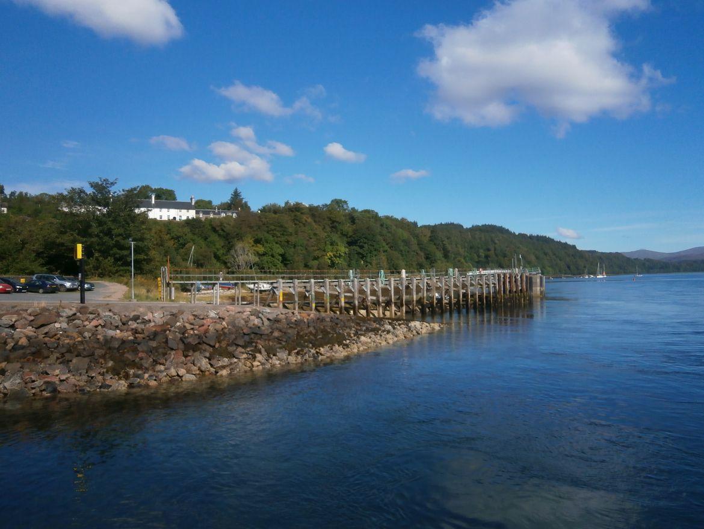 Lochaline Ferry Terminal